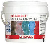 Затирка для швов Litokol Starlike Color Crystal