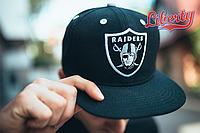 "Снепбек ""Raiders"" Liberty, кепка, бейсболка, streetwear"