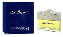 Мужская оригинальная туалетная вода S.T. Dupont Pour Homme, 30 ml NNR ORGAP /6-01