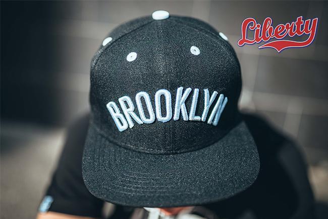 Снепбек Бруклин, кепка, бейсболка, streetwear