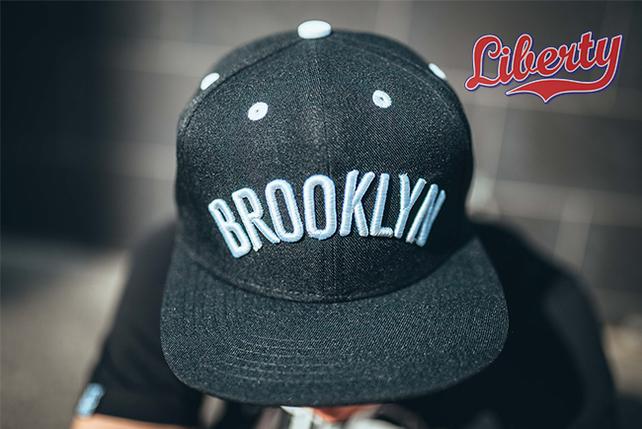 Снепбек Бруклин, кепка, бейсболка, streetwear, фото 2