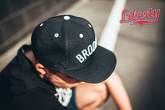 Снепбек Бруклин, кепка, бейсболка, streetwear, фото 3