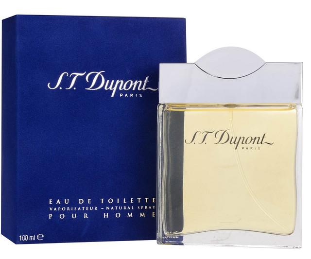 Мужская оригинальная туалетная вода S.T. Dupont Pour Homme, 100ml NNR ORGAP /8-12