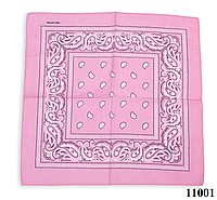⭐Бандана классическая розовая
