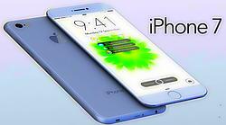 Новые изображения смартфона Apple iPhone 7