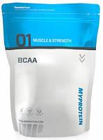 Аминокислоты BCAA 2:1:1 1000 г с вкусовыми добавками