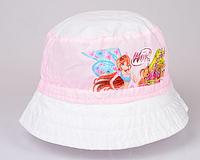 Панамка для девочек WINX (Панамка) белая