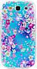 Чехол-накладка Diamond Silicone Samsung A500 (A5) Wild Orchid