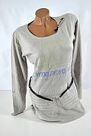 Платье  KH-000  (светло-серый), фото 1