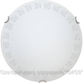 Светильник 24Вт, стекло 40см, режимы Теплый/Холодный