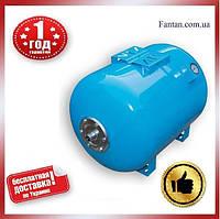 Гидроаккумулятор  Металлический на 80 литров с Манометром, Расширительный Бак, Бачок
