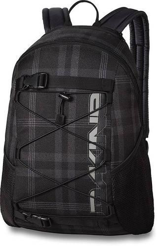 Компактный мужской рюкзак в клеточку Dakine WONDER 15L hawthorne 610934903416 графит