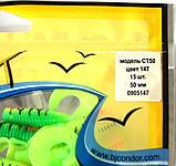 Твістер Crazy bait, модель CT50 (довжина 50мм), колір 147, 15шт,, фото 2