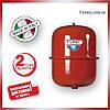 Круглый Расширительный бак для Систем отопления Zilmet CAL-PRO 8. для Котлов, Зилмет, Гидроаккумулятор., фото 2