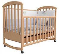 Детская кроватка Верес Соня ЛД-9 (бук, ольха), фото 1