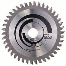Циркулярный диск Bosch 150x20/16 42 Multi Material