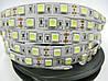 Светодиодная лента  -  белая ультрояркая, самоклеящаяся 60 диодов