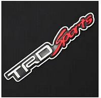 3D эмблема TRD Sports