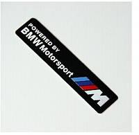 Шильдик  BMW Motorsport ///M