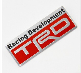 "Эмблема ""TRD""  Racing Development - Интернет-магазин NOVACAR в Полтаве"