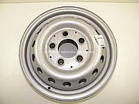 Диск колесный стальной (R15 6J) на Мерседес Спринтер 208-316 1995-2006 VW (Оригинал) 2D0601027E091