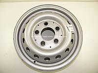 Диск колесный стальной (R15 6J) на Фольксваген ЛТ 28-36 1996-2006 VW (Оригинал) 2D0601027E091