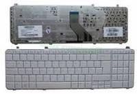Клавиатура для ноутбука HP dv6-1000, dv6-2000, dv6t-1000, dv6t-2300, dv6z-1000 ( RU White ). Оригинальная
