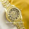 Кварцевые женские наручные часы Michael Kors gold gold