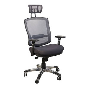 Кресло офисное Коннект HR Alum (с доставкой), фото 2