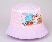 Панамка для девочек WINX (Панамка)розовая