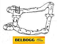 Подрамник двигателя BYD S6, Бид С6, Бід С6
