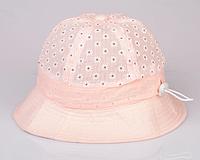 Панамка для маленьких (Панамка) розовая