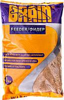 Прикормка Brain PREMIUM FEEDER 1 kg