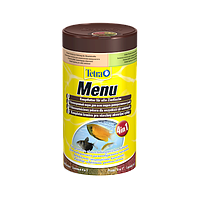 Tetra Menu 4 различных вида корма в одной упаковке