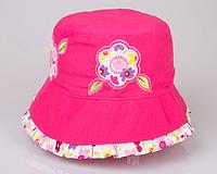 Летняя панамка (Панамка) розовая