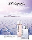 Женская оригинальная туалетная вода S.T. Dupont Essence Pure femme, 100ml NNR ORGAP /08-22, фото 3