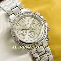 Кварцевые женские наручные часы Michael Kors silver silver, фото 1