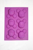 Форма силиконовая  Микки Маус планшет