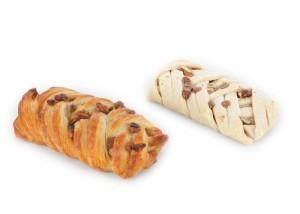 Пирожок с кленовым сиропом и орехами пекана