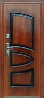 Стальные входные двери AAA богатырь 008 лак