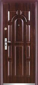 Внутренние входные двери AAA богатырь 004 лак