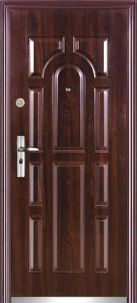 Внутренние входные двери AAA богатырь 004 лак, фото 2