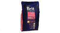 Brit Premium Junior L - сухой корм для щенков крупных пород весом от 25 до 45 кг