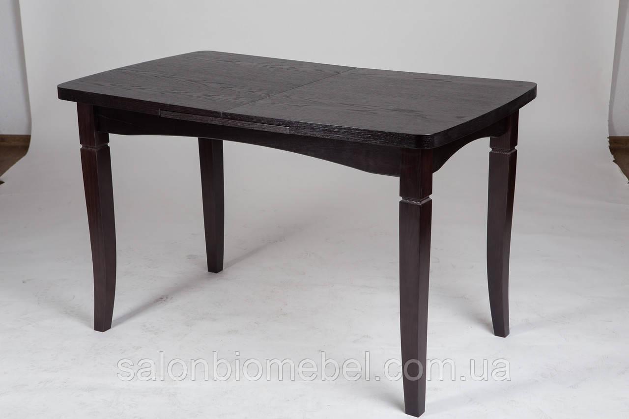Стол обеденный раскладной Леон венге