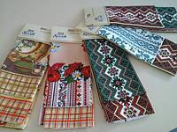 Вафельные кухонные полотенца (набор)