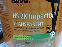 Масло 2-компонентное Импакт  ТМ Лоба 2,5л прозрачное