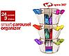 Органайзер-карусель с полками и карманами, фото 7