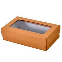 Подарочная коробка  с окошком