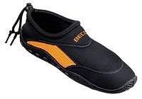 Тапочки для серфинга и плавания BECO 9217 03 чёрный/оранжевый