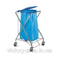 Контейнер DUST для сміття 120л